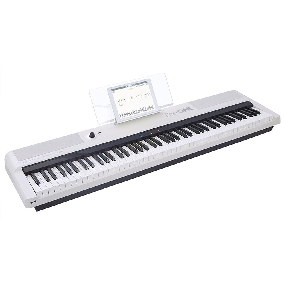 electronic-keyboards theONE T98 TON 88 Keys Portable Light Keyboard Pro Smart Piano Lang Lang Recommended HOB1695544