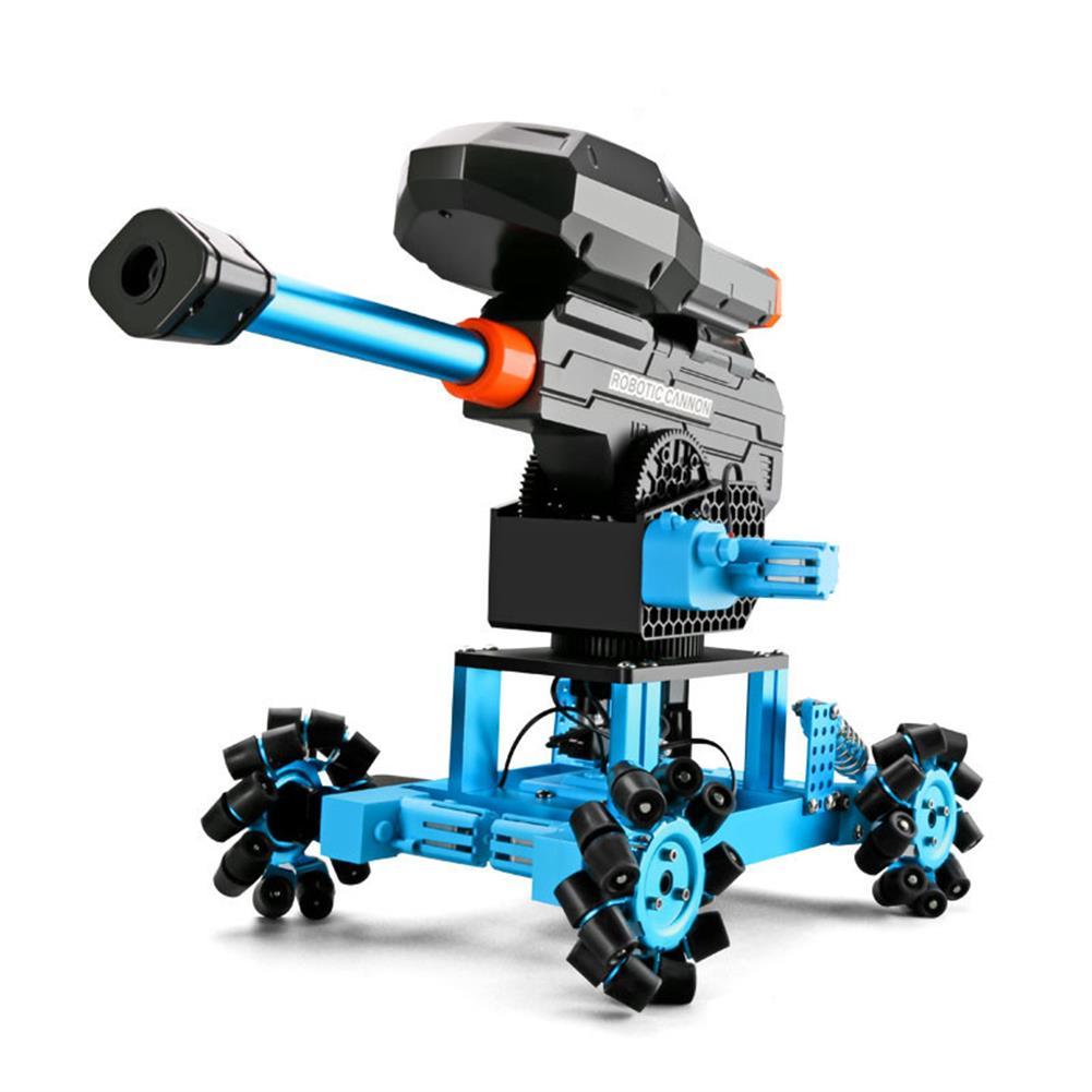 smart-robot-car JJRC K7 2.4G Stunning Drift Universal Wheels Omni-Directional Water B'o'mbs Launch RC Robot Car HOB1695785 1