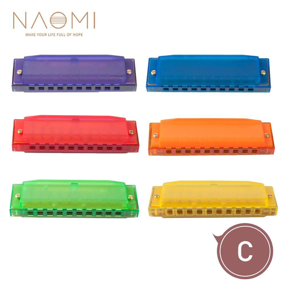 harmonica Naomi Harmonica Comb Melodica C Tune Plastic 10 Holes Harmonica Children Harmonica Beginner Use Children Gift HOB1696554