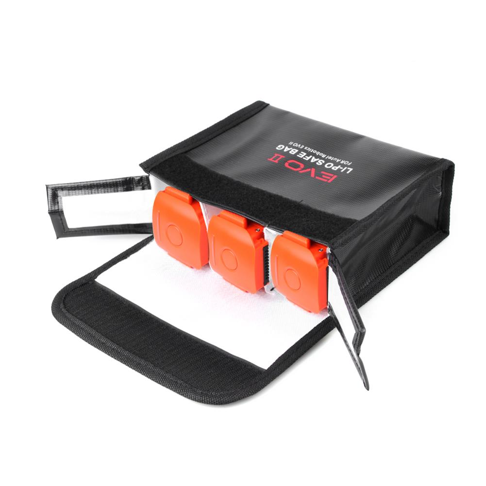 rc-quadcopter-parts Sunnylife LiPo Battery Explosion-proof Storage Safe Bag for Autel EVO II Series RC Drone HOB1697109 3