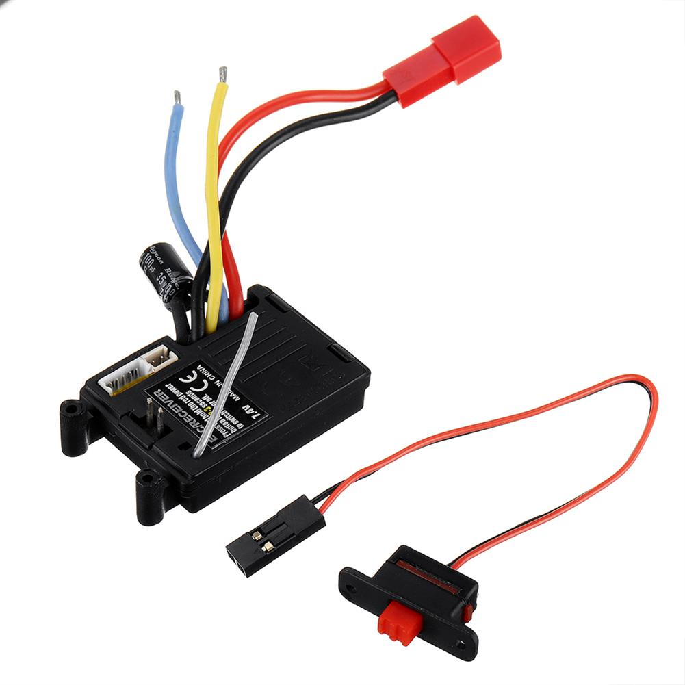 rc-car-parts Brushed ESC+Receiver 2 in 1 Part for SG 1601 1602 Brushed Brushless RC Car Parts M16032 HOB1697704