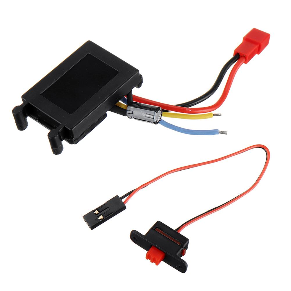 rc-car-parts Brushed ESC+Receiver 2 in 1 Part for SG 1601 1602 Brushed Brushless RC Car Parts M16032 HOB1697704 1