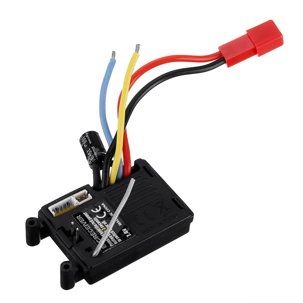 rc-car-parts Brushed ESC+Receiver 2 in 1 Part for SG 1601 1602 Brushed Brushless RC Car Parts M16032 HOB1697704 2