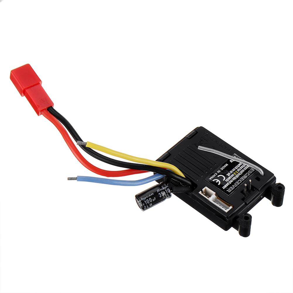 rc-car-parts Brushed ESC+Receiver 2 in 1 Part for SG 1601 1602 Brushed Brushless RC Car Parts M16032 HOB1697704 3