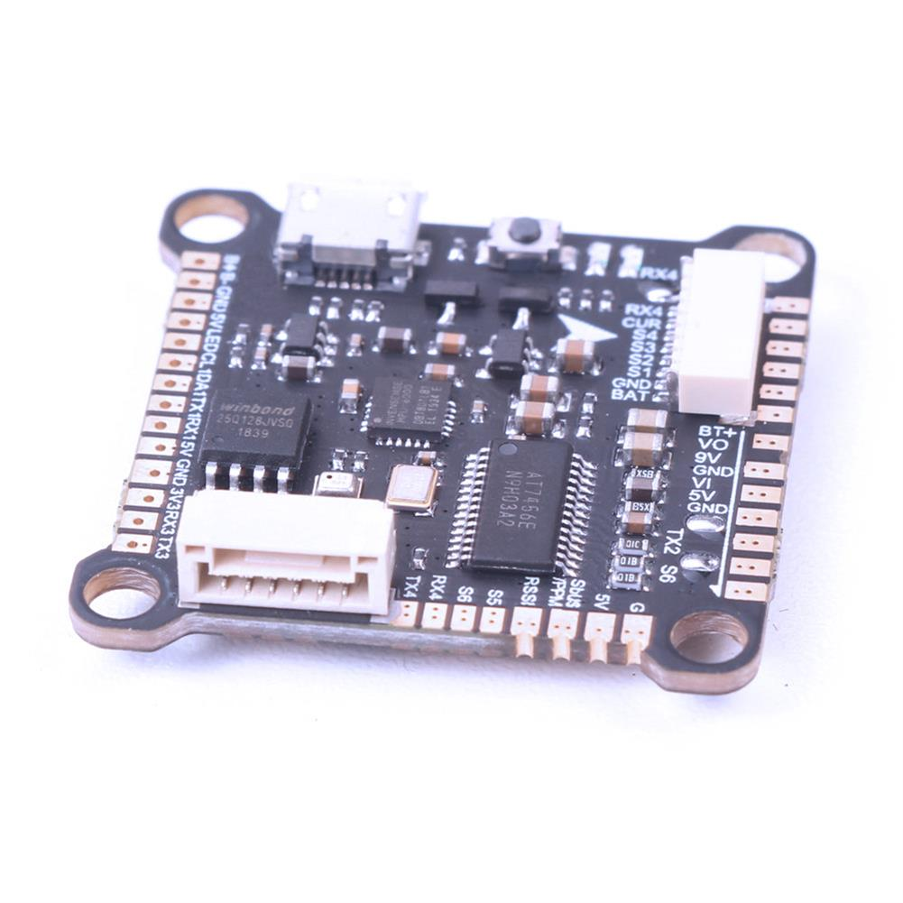 multi-rotor-parts 30.5x30.5mm V-Good HD F4 OSD 3-6S Flight Controller with 5V 9V BEC Black Box Support DJI Air Unit for RC Drone FPV Racing HOB1697801 3