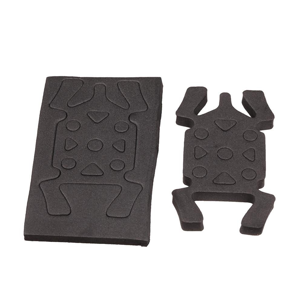 multi-rotor-parts Flywoo Chasers Spare Part 2 PCS EVA Non-Slip Anti-vibration Lipo Battery Pad for Chasers HD RC Drone FPV Racing HOB1698092