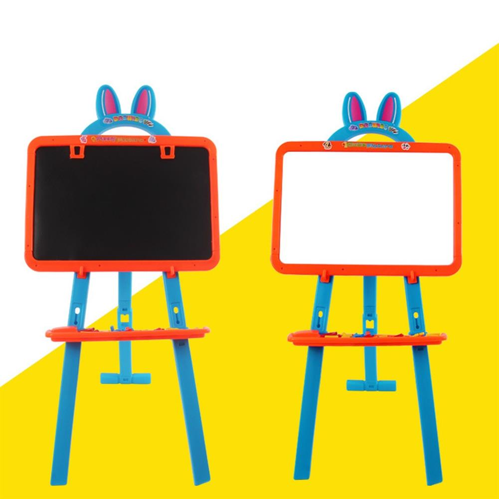 paper-art-drawing 3 IN 1 Magnetic Writing Drawing Board Double Side Learning Easel Educational Toys for Kids HOB1698285 1