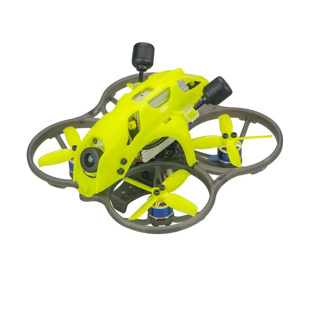 fpv-racing-drone LDARC ET85D 87.6mm Wheelbase F4 AIO 12A BLheli_S ESC 2 inch 4S CineWhoop FPV Racing Drone BNF with DJI Air Unit HOB1698709