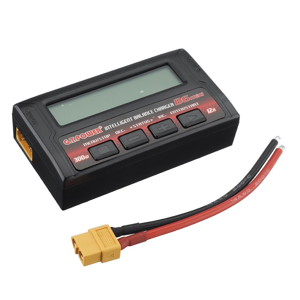 battery-charger G.T.Power B6 MINI 300W 12A intelligent Balance Charger for 1-6S Lipo Battery HOB1698800