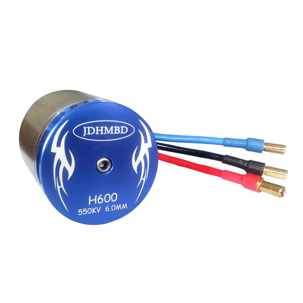 rc-helicopter-parts JDHMBD H600 550KV 6mm RC Helicopter 12S Brushless Motor for 550/600 Align Trex TAROT KDS HOB1699171