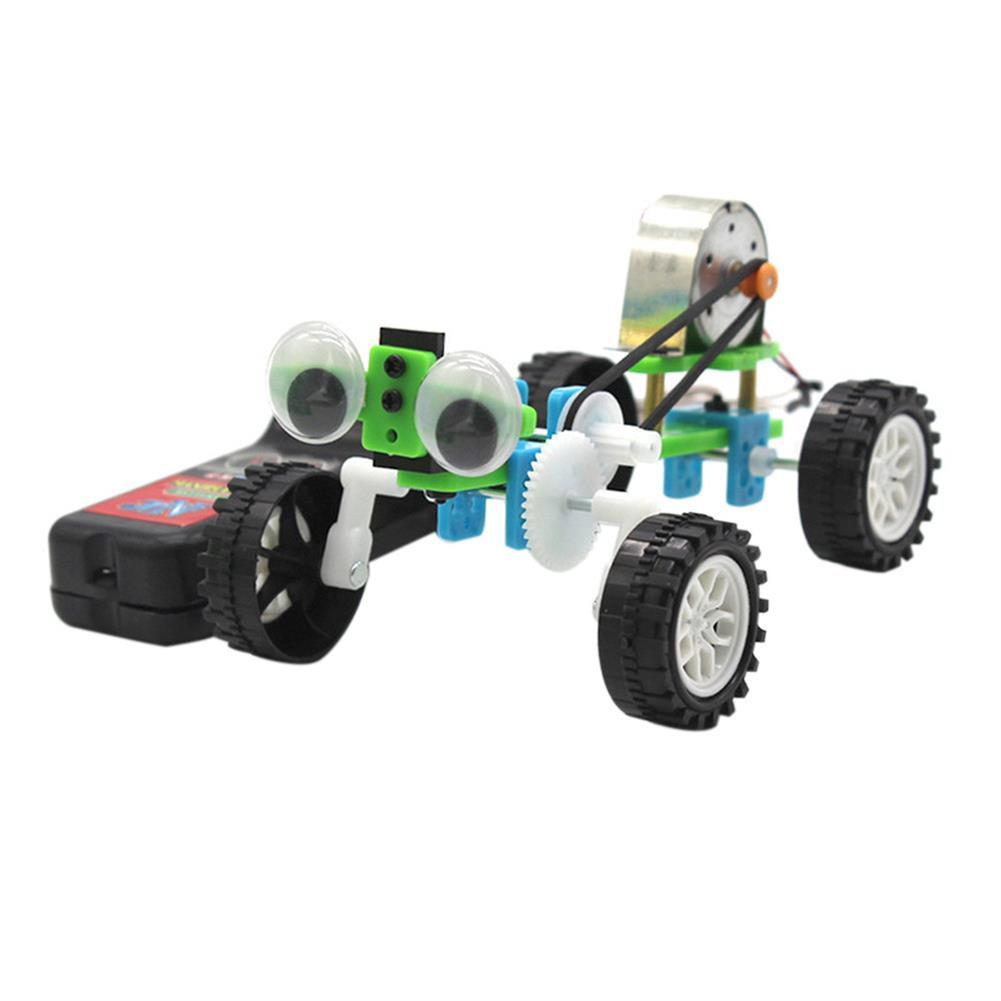 diy-education-robot Wire-controlled Small Reptile DIY Machine Science Electric Robot Wired Toy HOB1699428