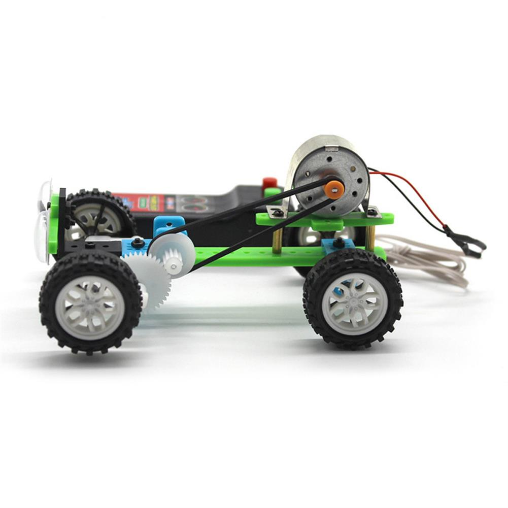 diy-education-robot Wire-controlled Small Reptile DIY Machine Science Electric Robot Wired Toy HOB1699428 1