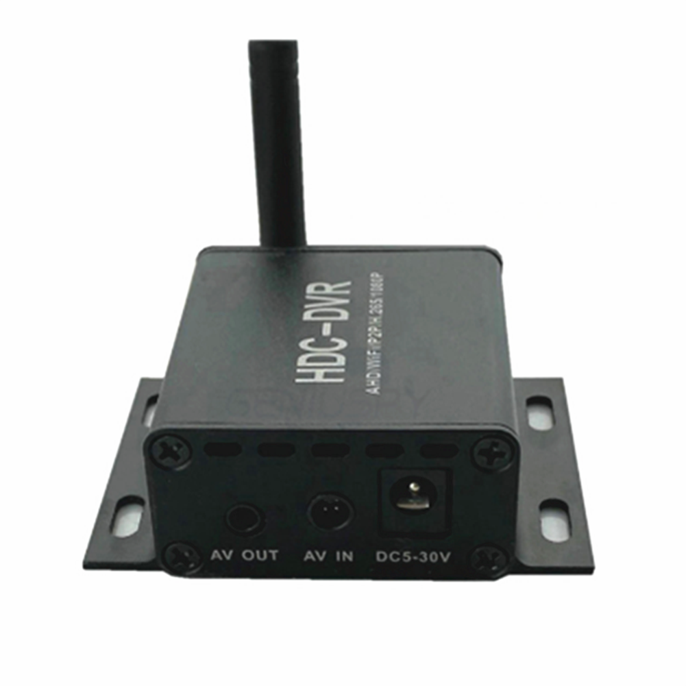 fpv-system Mini AHD/TVI/CVI HDC DVR Wifi network Camera H.265 Recorder Support 720P/1080P Camera Max HOB1700622