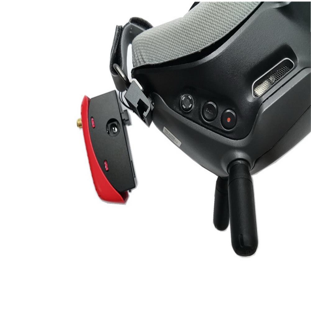 fpv-system URUAV V3.0 V3.0 PLUS Metal Adapter Mounting Case for DJI FPV Goggles HOB1700958 1