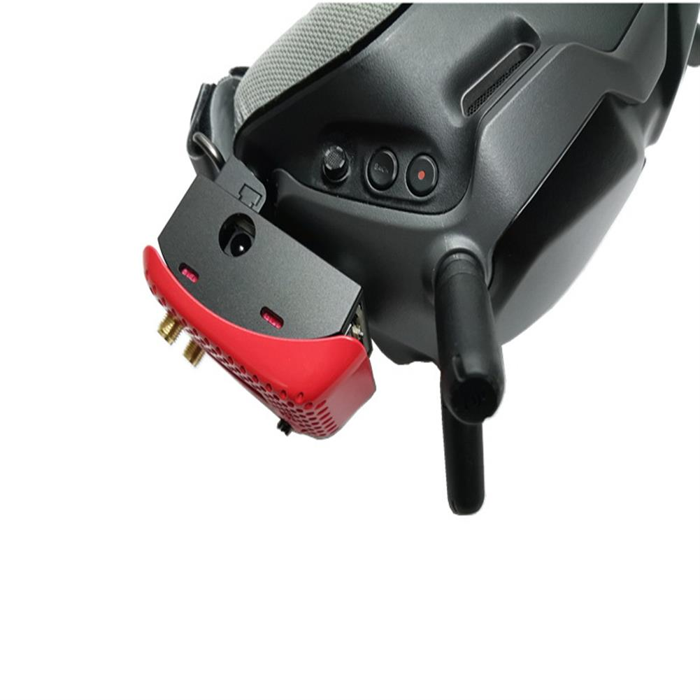 fpv-system URUAV V3.0 V3.0 PLUS Metal Adapter Mounting Case for DJI FPV Goggles HOB1700958 2