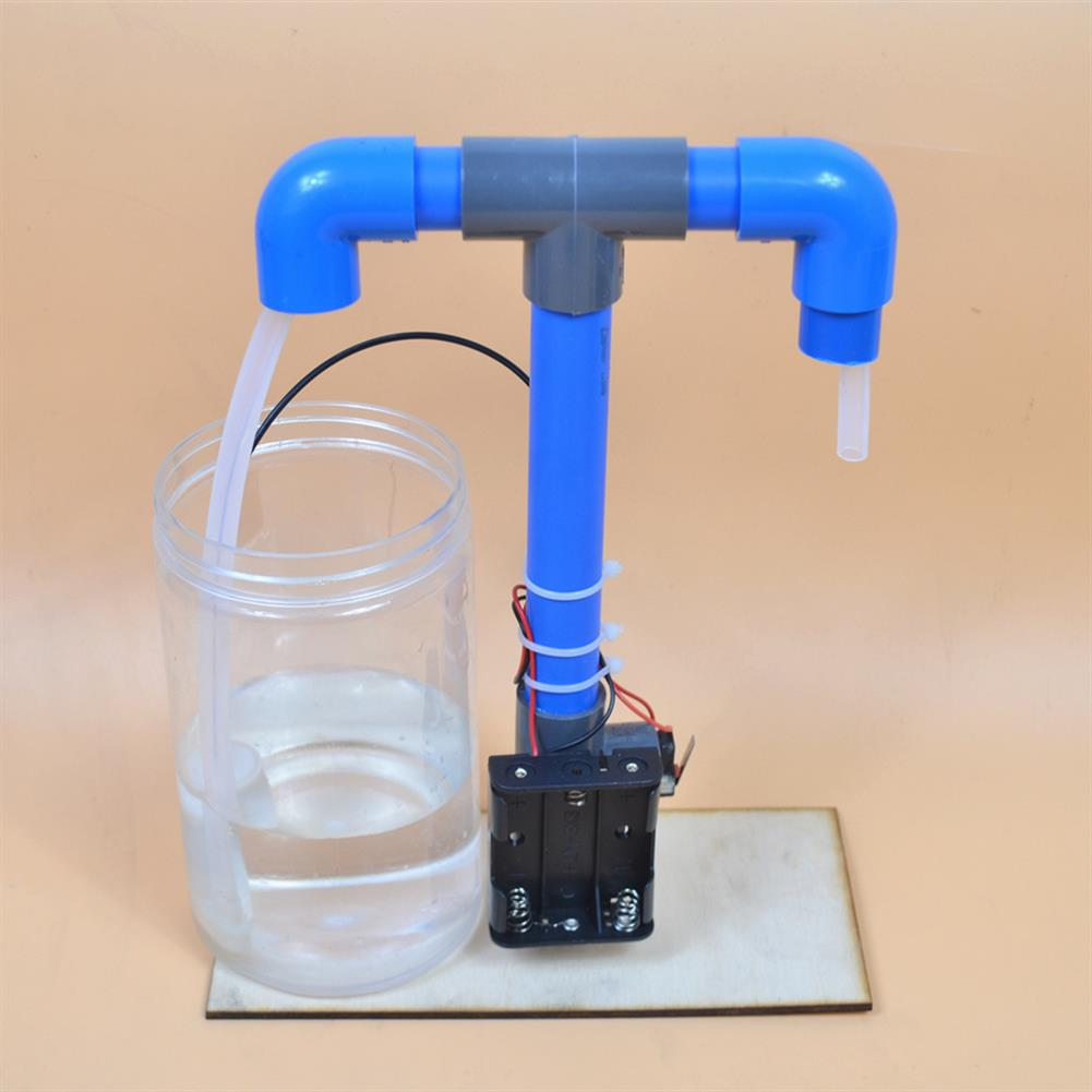 diy-education-robot Small Hammer DIY Drinking Fountain Educational Kit HOB1701068 3