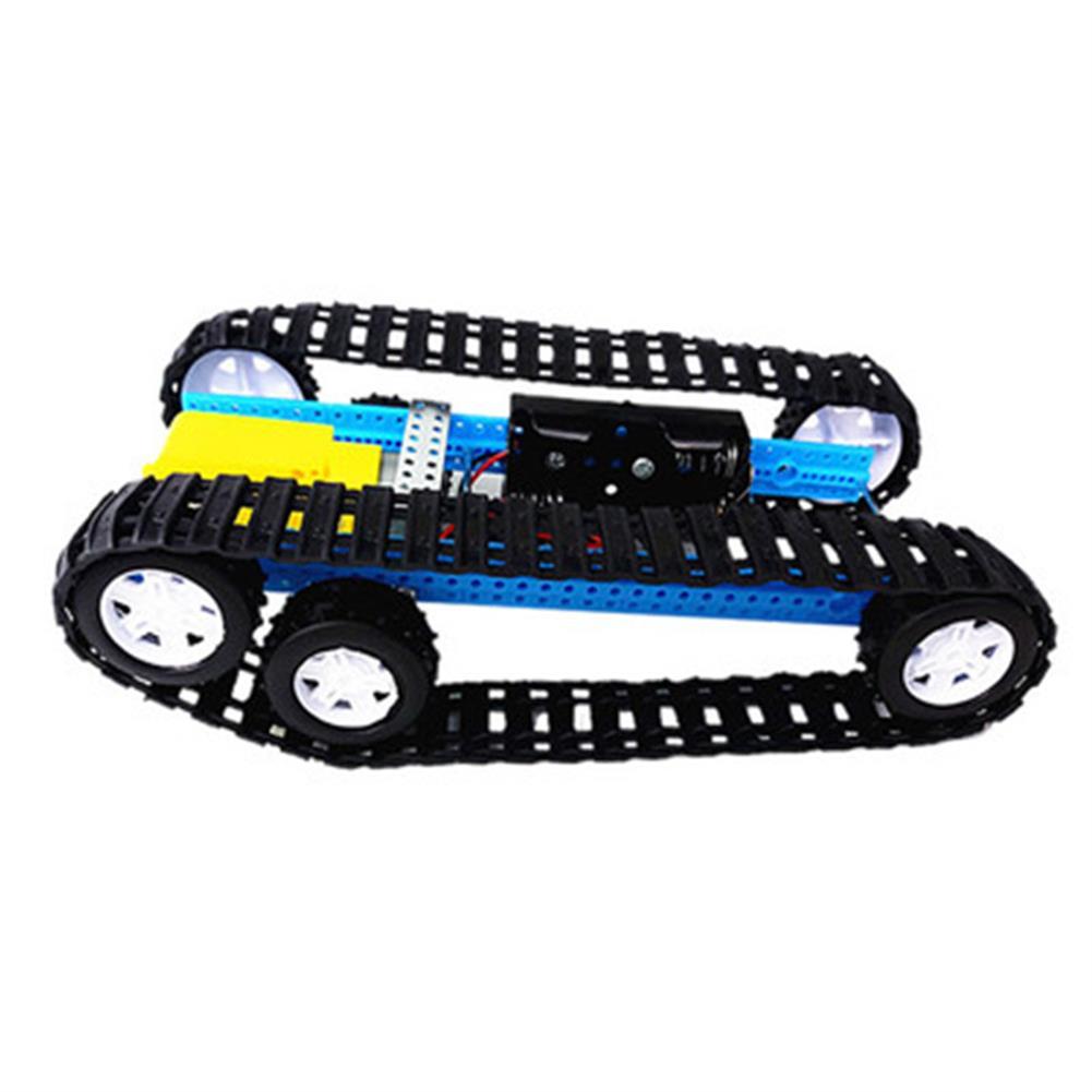 diy-education-robot Small Hammer DIY RC Robot Tank HOB1701088