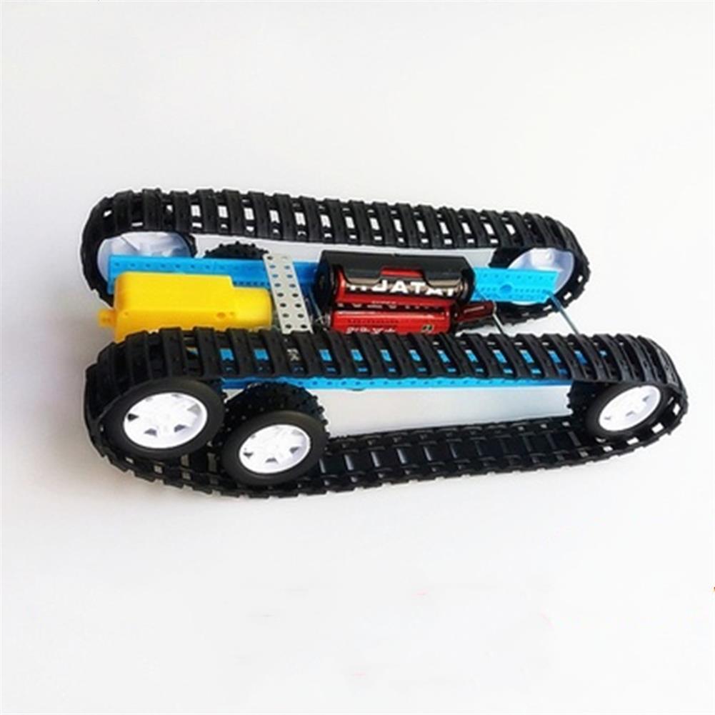 diy-education-robot Small Hammer DIY RC Robot Tank HOB1701088 1