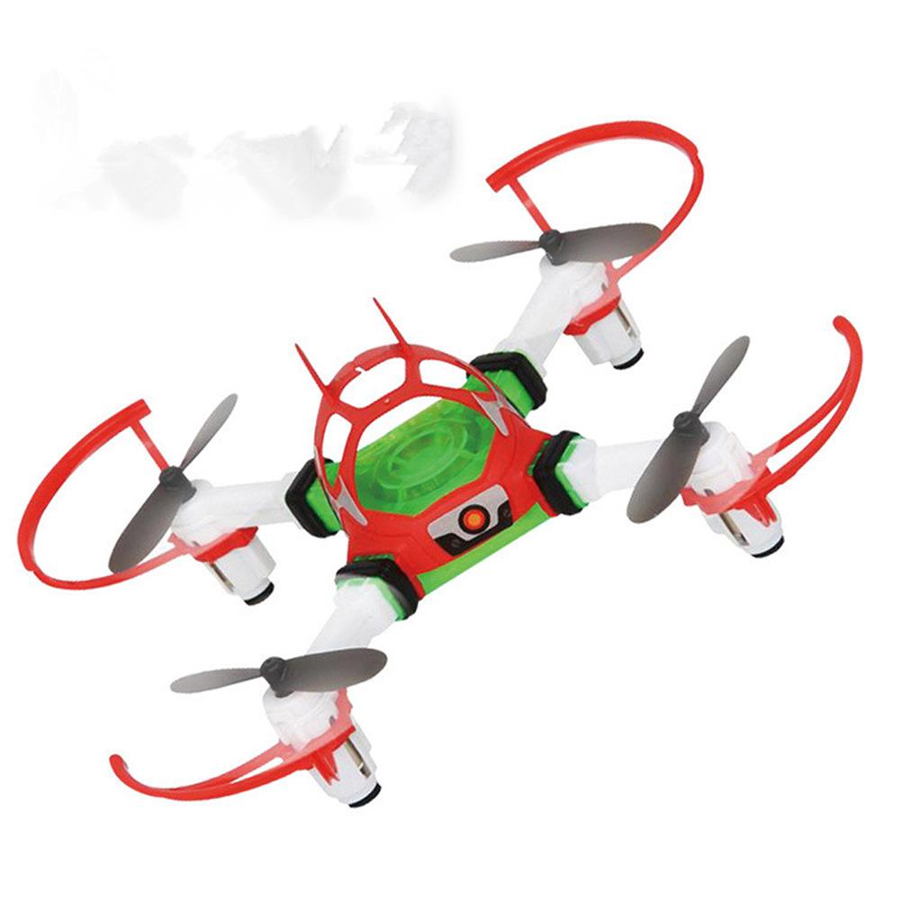 rc-quadcopters 2.4GHZ Multi-functional DIY intelligent 6 IN 1 RC Quadcopter/Robbot/Buggy/Air Plane/Hover Racer/Tank HOB1702040