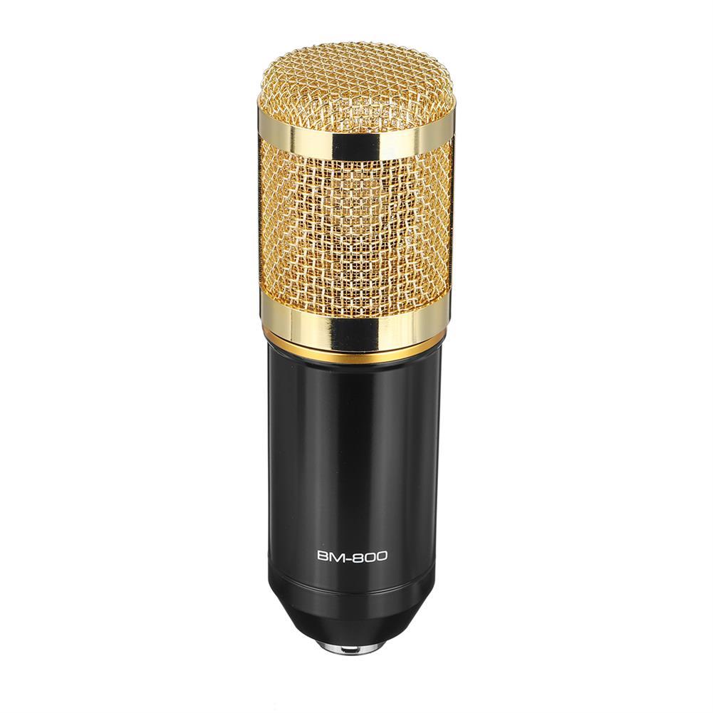 microphones-karaoke-equipment BM800 Pro Condenser Microphone Kit Studio Suspension Boom Scissor Arm Stand with Fliter HOB1704525 1