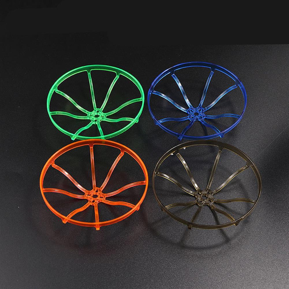 multi-rotor-parts 4 PCS HSKRC 3 inch / 3.1 inch Propeller Protective Guard for 1104 1206 1406 1507 Brushless Motor 9x9mm / 12x12mm CX3 CineQueen Cinestyle 4K RC Drone HOB1704928