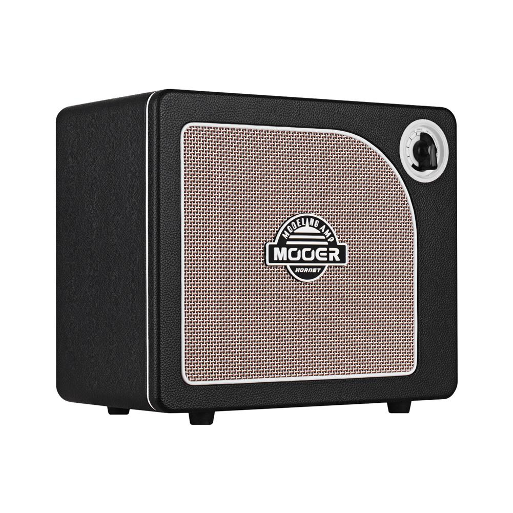 speakers-subwoofers MOOER BLACK 15 Watt Digital Modeling Combo Guitar Amplifier Speaker 9 Amp Models Built-in Modulation Delay Reverb Effects HOB1705489 1