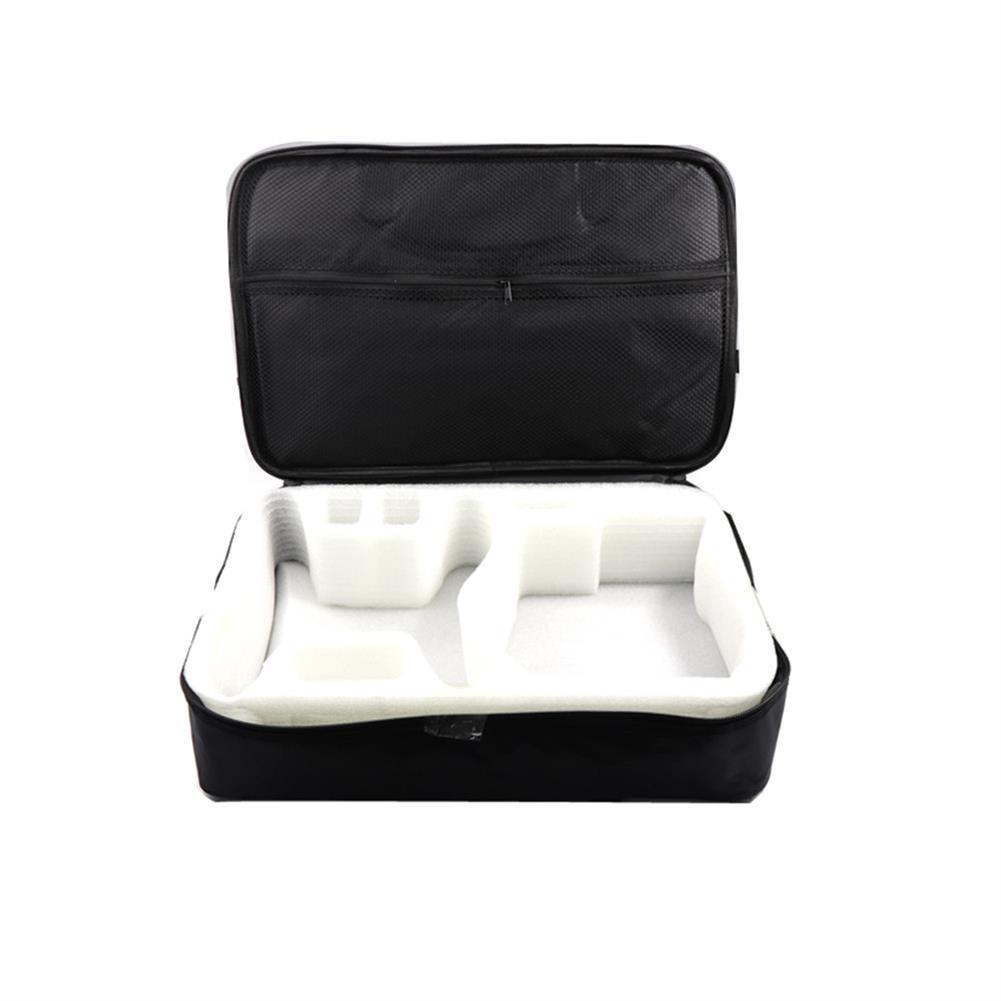 tools-bags-storage HSKRC QAV250 210 FPV Drone Radio Transmitter EVA Hard Handbag Storage Bag for T8FB / DJI Air Unit Radio Transmitter HOB1706003