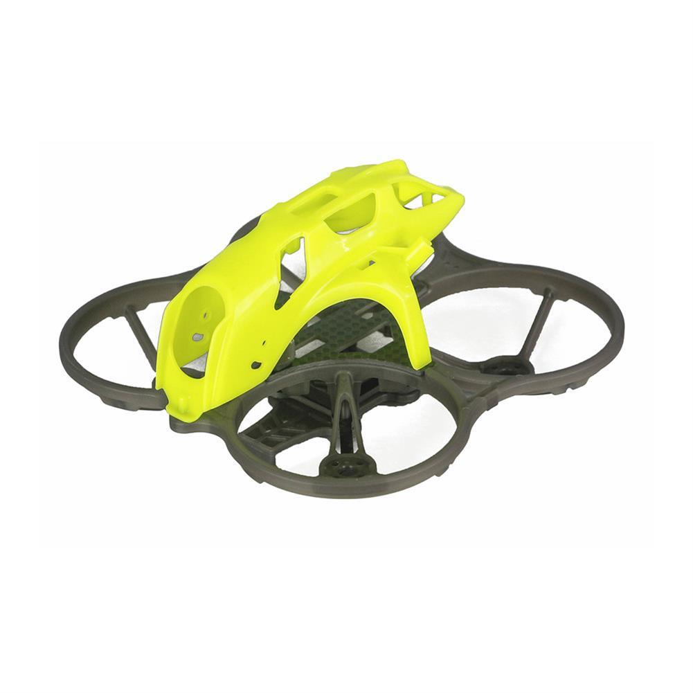 multi-rotor-parts LDARC ET85D Spare Part 87.6mm Wheelbase Carbon Fiber 2 inch Racing Frame Kit Compatible with DJI Air Unit / Caddx Vista HOB1706149