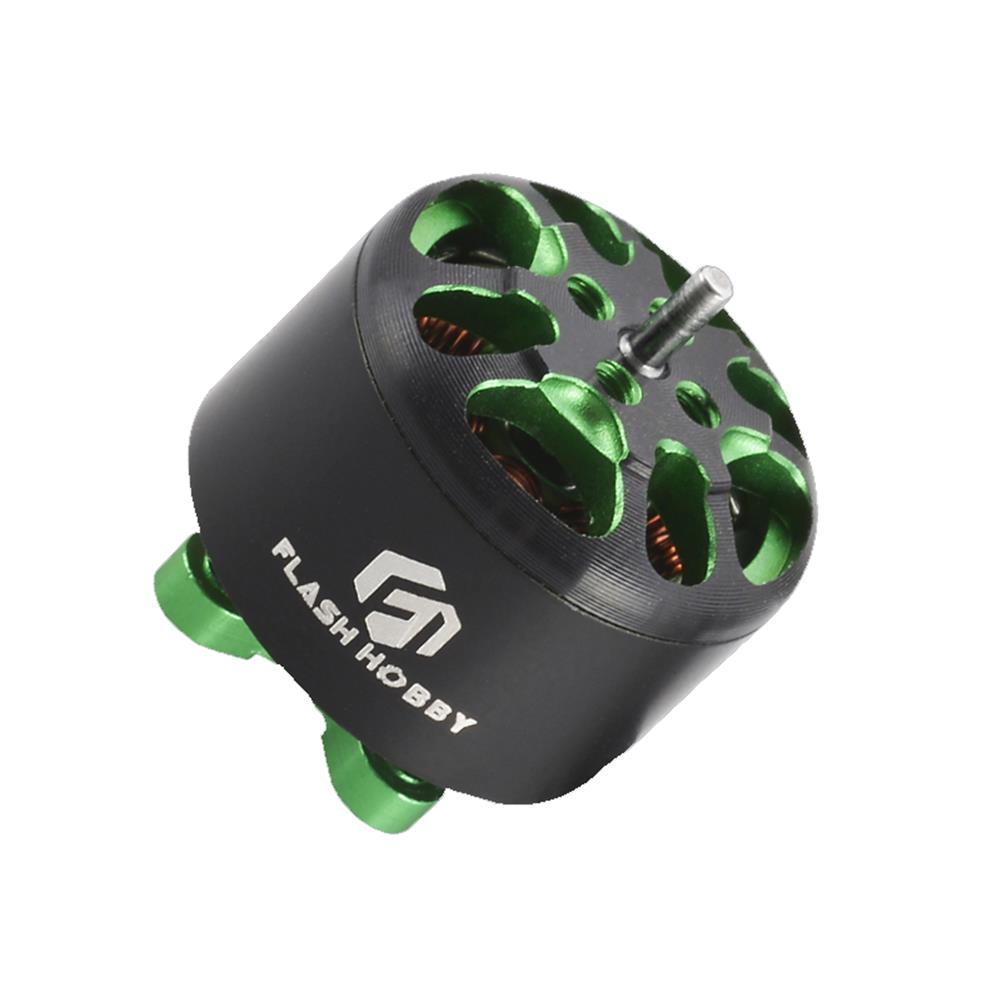 multi-rotor-parts Flashhobby Arthur Series A1408 1408 2800KV 2-6S / 3650KV 2-4S Brushless Motor with 1.5mm / 5mm Shaft for RC Drone FPV Racing HOB1707177 3