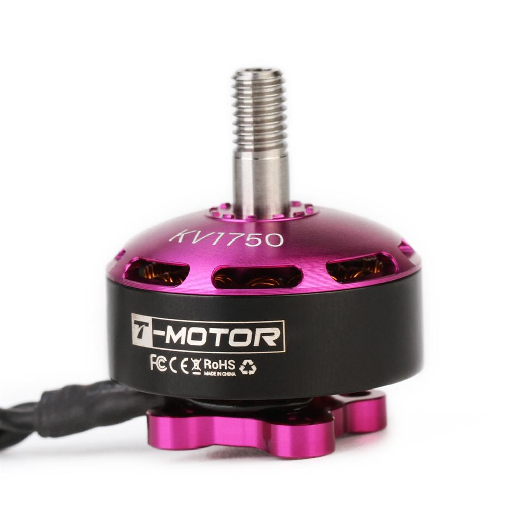 multi-rotor-parts 1PC T-MOTOR HEIKO 2207.5 KV1750 6S Brushless Motor Purple for FPV Racing RC Drone HOB1707326