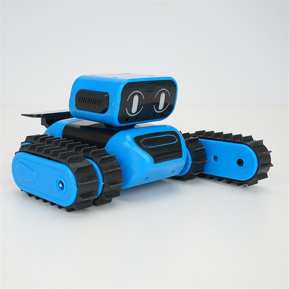 robot-toys intelligent RC Robot KIT Programming infrared Obstacle Avoidance Gesture Sensing Following Robot Toy HOB1707348 3