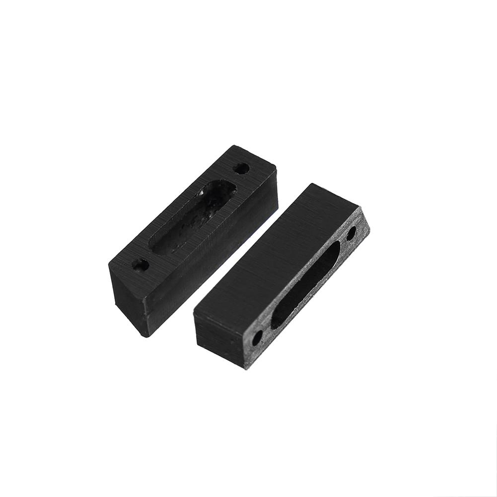 rc-helicopter-parts 2 PCS OMPHOBBY M2 EXP/V2 Helicopter Spare Parts Fuselage Wide Body Seat HOB1707447 1
