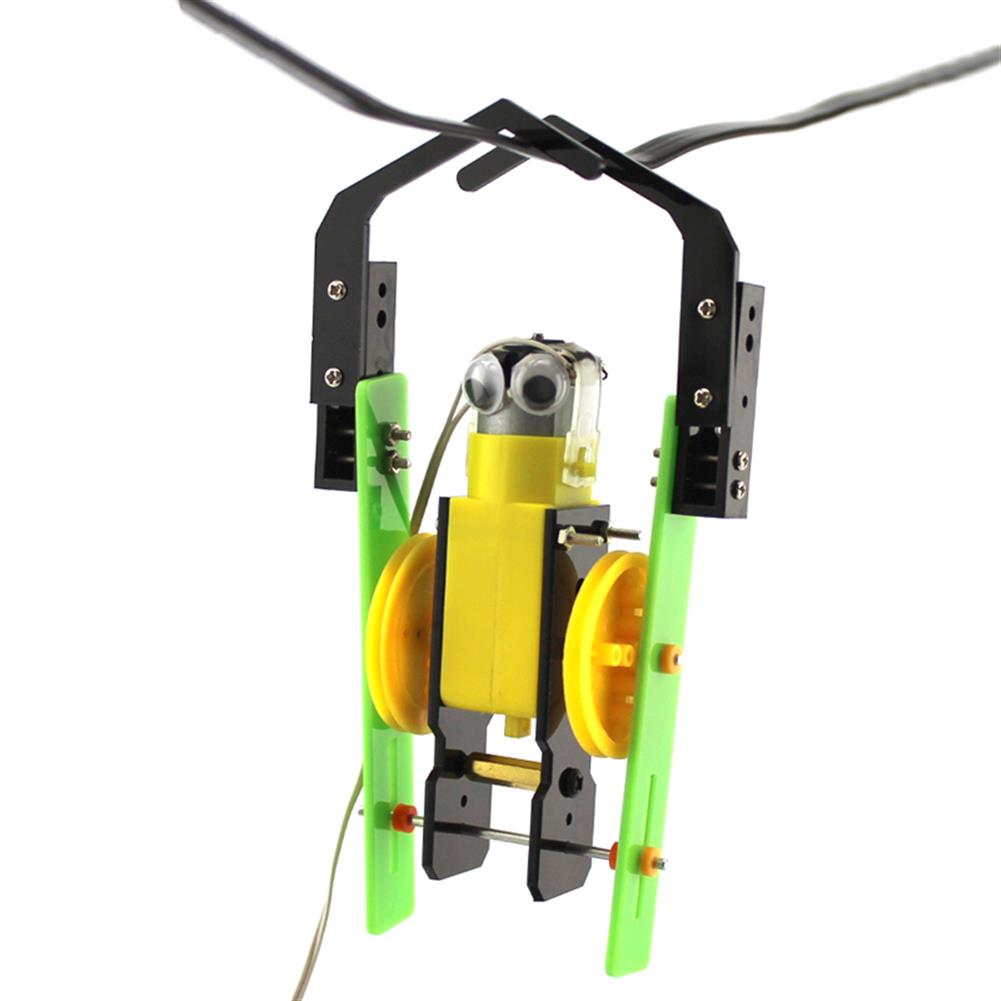 diy-education-robot Reptile Robot Model Construction Kit Science Experiment Toy Wired Remote Telecontrol Robot HOB1708595