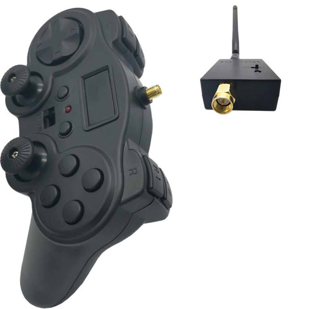 robot-parts-tools 16CH 2.4G 12V Remote Control Receiver Set for Model Excavator DIY Toy Car Robot HOB1709580 2
