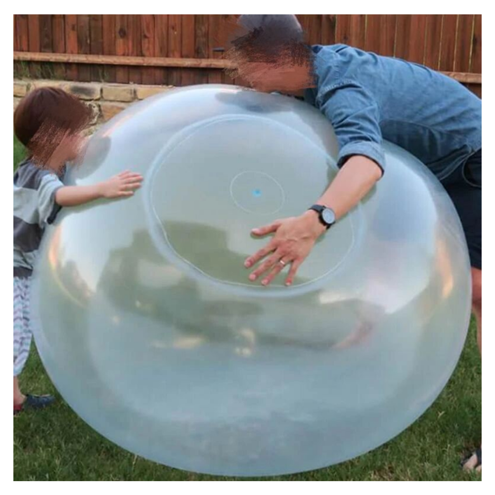 inflatable-toys 120CM Multi-color Bubble Ball inflatable Filling Water Giant Ball Toys for Kids Play Gift HOB1711105