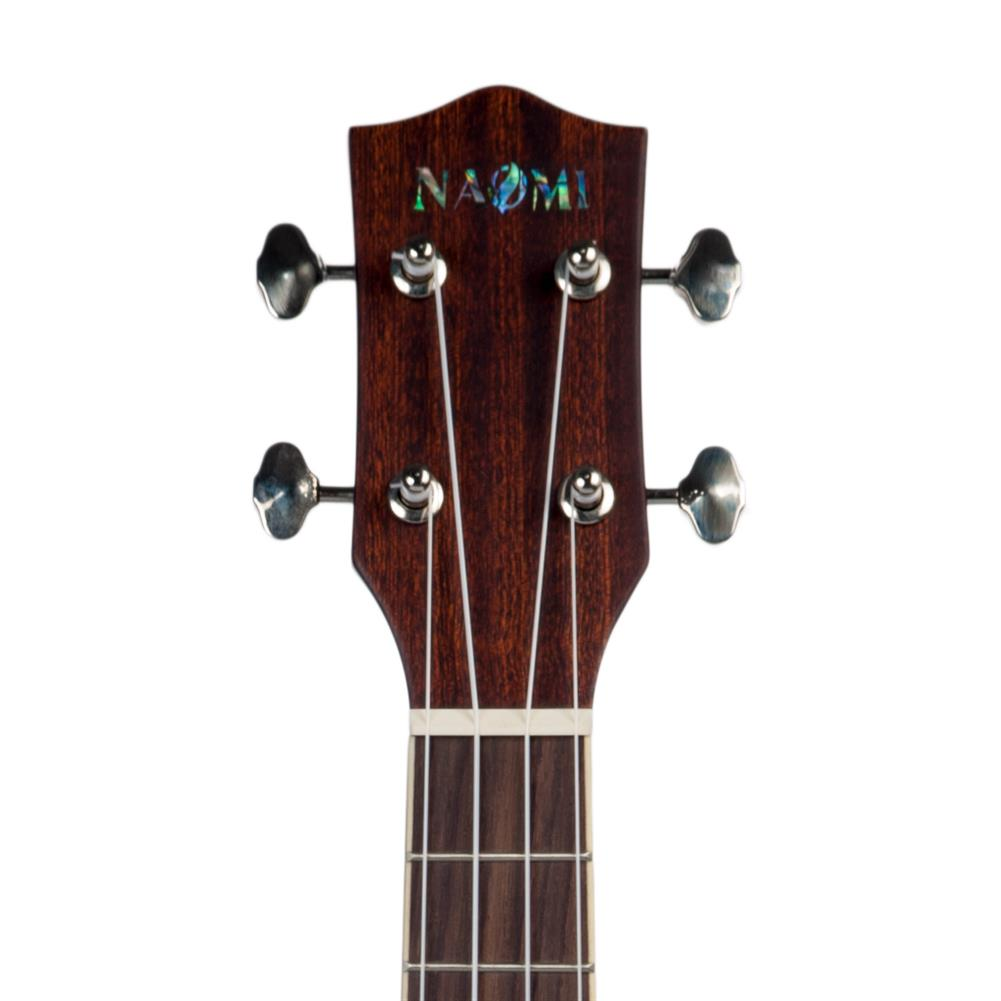 banjo NAOMI NUKB-02 Banjolele Banjouke Concert-Scale Banjo Ukulele Sunset Color Maple Neck with Gig Bag HOB1712070 2