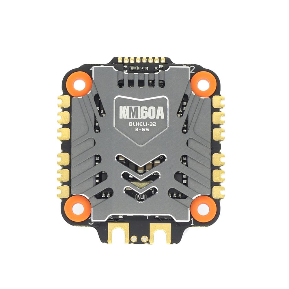 multi-rotor-parts 30.5x30.5mm Skystars Kramam KM60A 60A BLHeli_32 3-6S 4in1 Brushless ESC Support Telemetry & DShot1200 for RC Drone FPV Racing HOB1716099