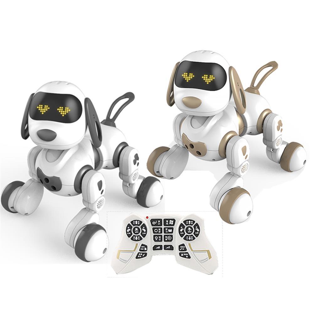 robot-toys 2.4Ghz Remote Control intelligent Talking Walking Gusture Sensing Robot Dog interactive Puppy Toys HOB1718155