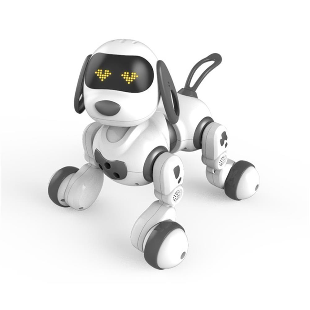 robot-toys 2.4Ghz Remote Control intelligent Talking Walking Gusture Sensing Robot Dog interactive Puppy Toys HOB1718155 1