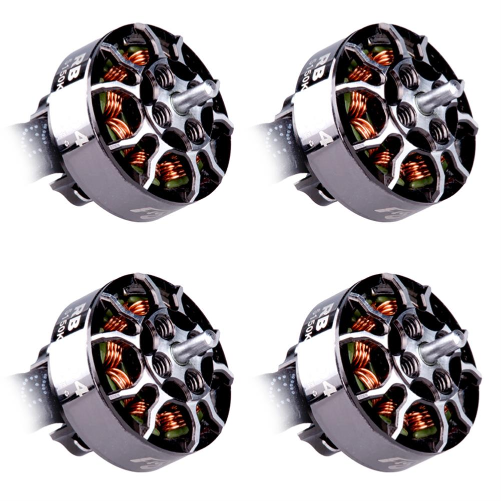 multi-rotor-parts 4 PCS Flywoo ROBO RB 1204 5150KV 3-4S / 8150KV 2-3S Brushless Motor for toothpick Whoop RC Drone FPV Racing HOB1719213