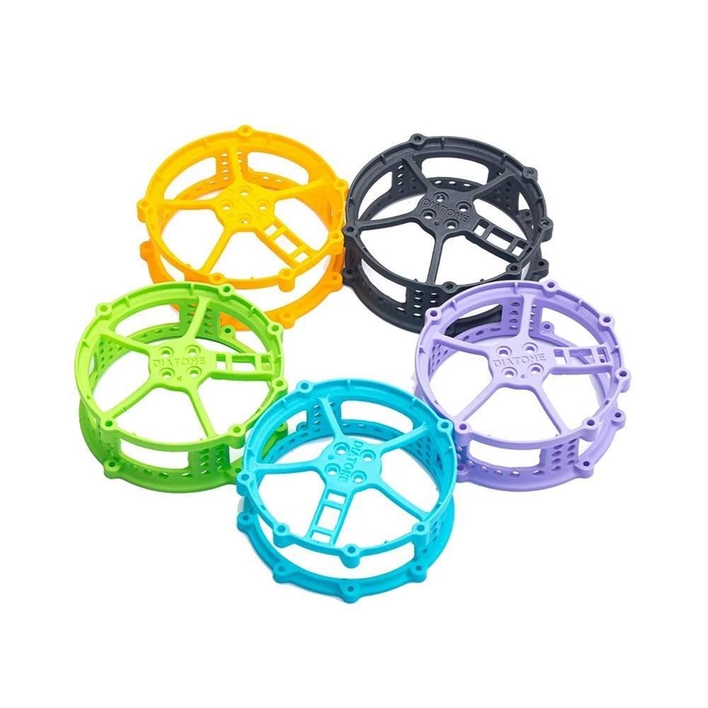 multi-rotor-parts Diatone Hey Tina Whoop163 / Whoop162 Spare Part 1.6 inch Duct Propeller Protective Guard for Tina Whoop RC Drone FPV Racing HOB1719506