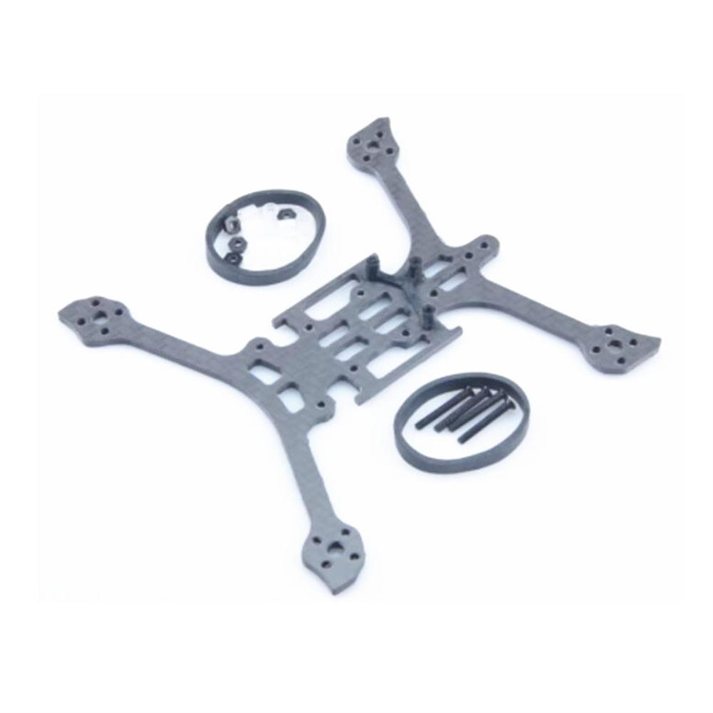 multi-rotor-parts GEELANG Lightning 120X Spare Part 120mm Wheelbase Plate Board Carbon Fiber Bottom for RC Drone FPV Racing HOB1720035