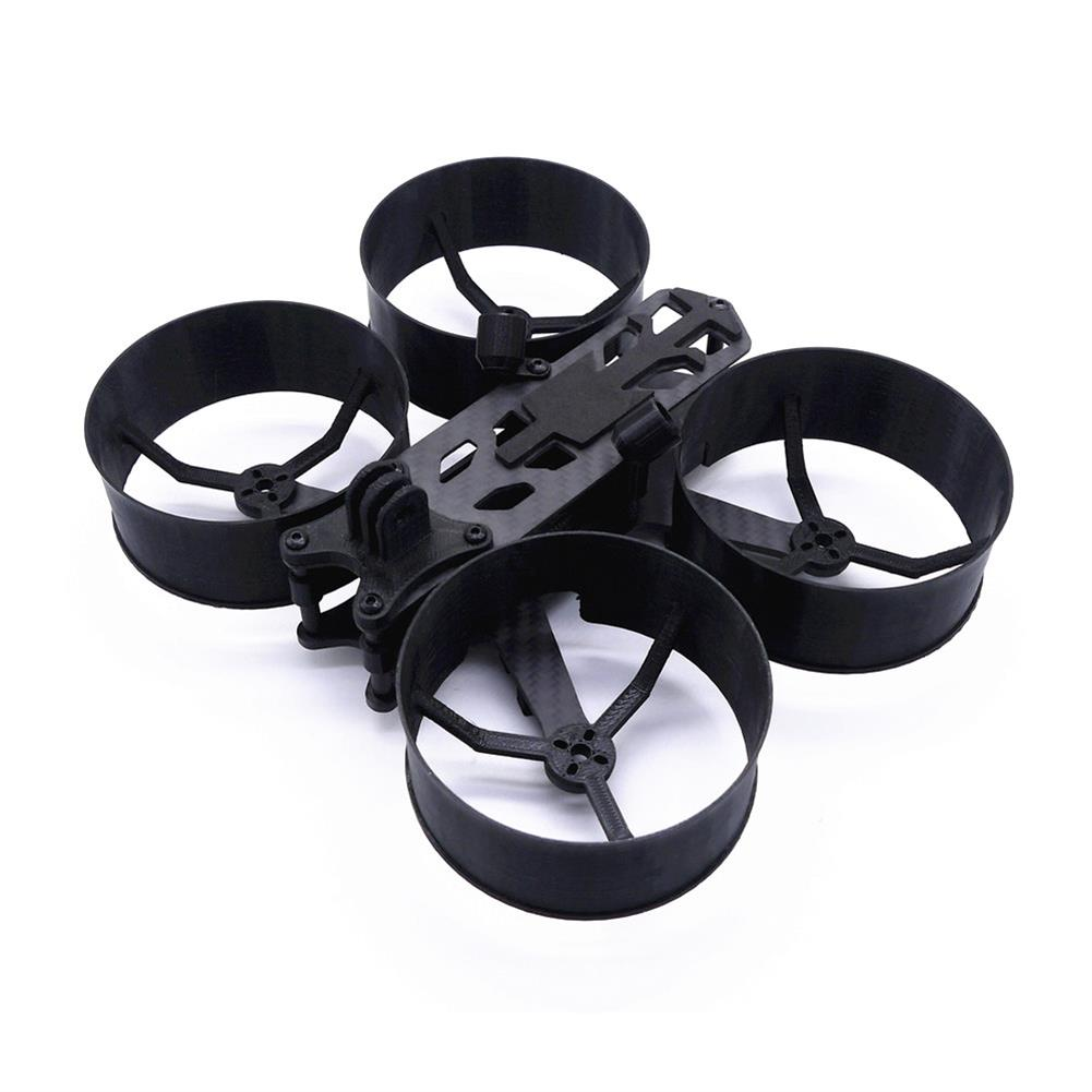 multi-rotor-parts Cpro X 155mm Wheelbase 3K Carbon Fiber HX Tpye 3 inch Duct Frame Kit Support DJI Air Unit for CineWhoop RC Drone FPV Racing HOB1720443