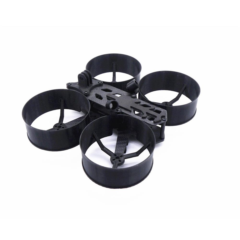 multi-rotor-parts Cpro X 155mm Wheelbase 3K Carbon Fiber HX Tpye 3 inch Duct Frame Kit Support DJI Air Unit for CineWhoop RC Drone FPV Racing HOB1720443 2