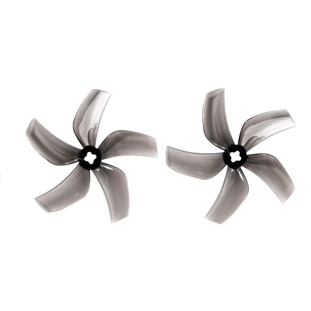 multi-rotor-parts 2 Pairs Gemfan D76 76mm 3 inch 5-Blade Ducted Propeller for CineWhoop RC Drone FPV Racing HOB1720565