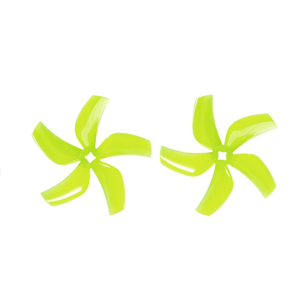 multi-rotor-parts 2 Pairs Gemfan D76 76mm 3 inch 5-Blade Ducted Propeller for CineWhoop RC Drone FPV Racing HOB1720565 3
