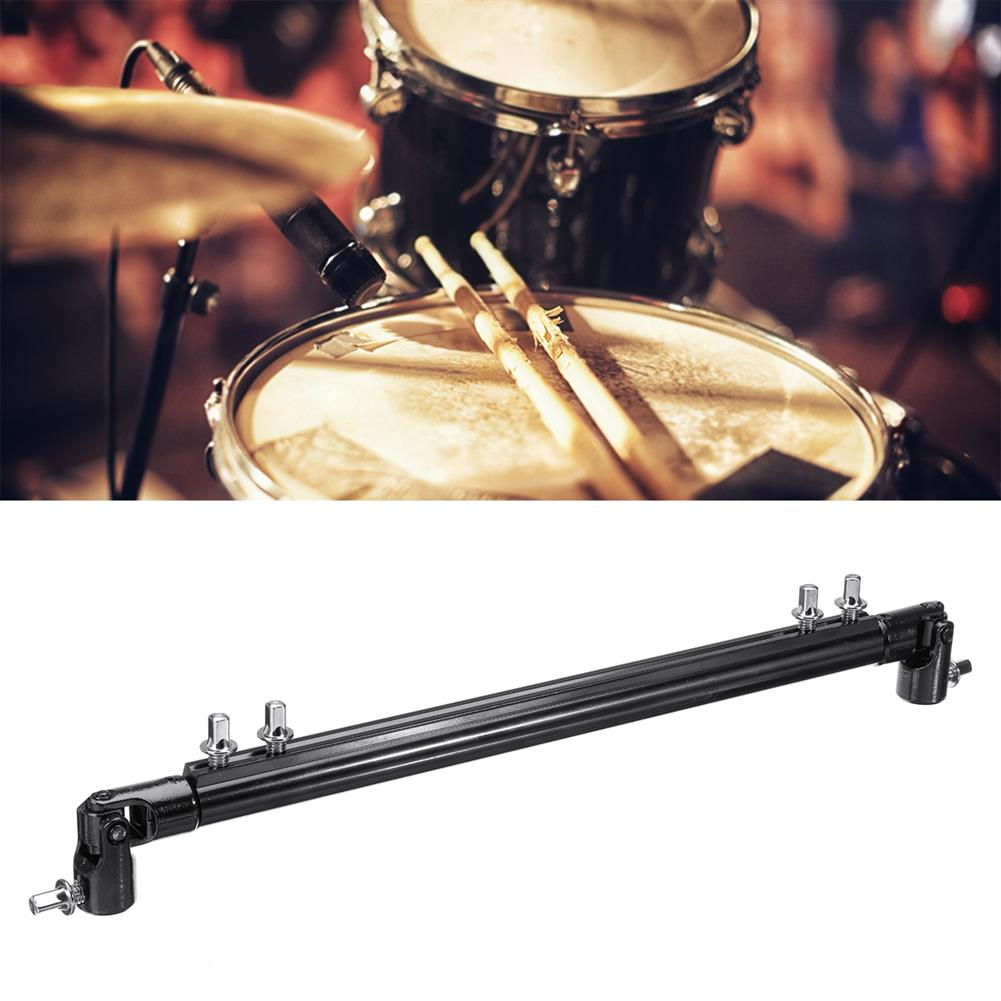 percussion-accessories 13.78 inch Double Bass Kick Drum Pedal Link Linkage Connecting Bar Driveshaft Rod HOB1721204