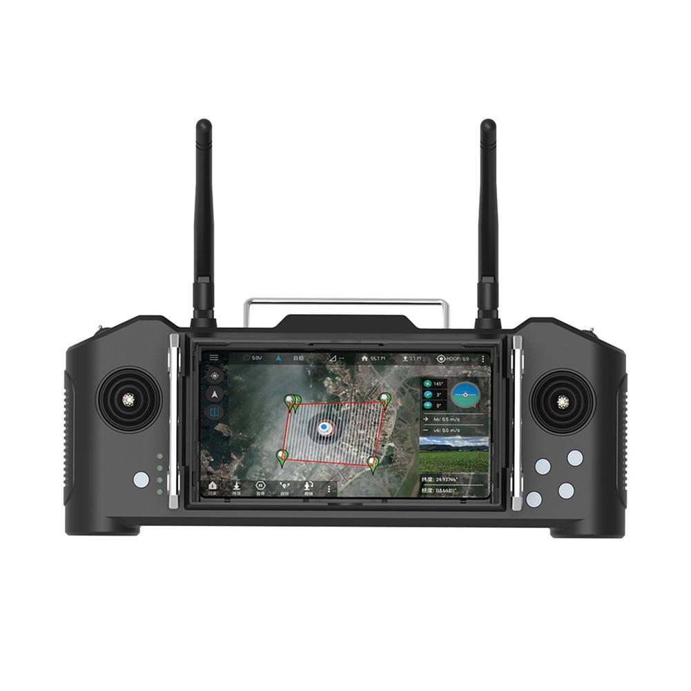 radios-receiver Skydroid SG12 2.4GHz 12CH FHSS 20KM Digital Signal Transmission Transmitter with Receiver and MINI-DCAM Camera for RC Drone HOB1721290