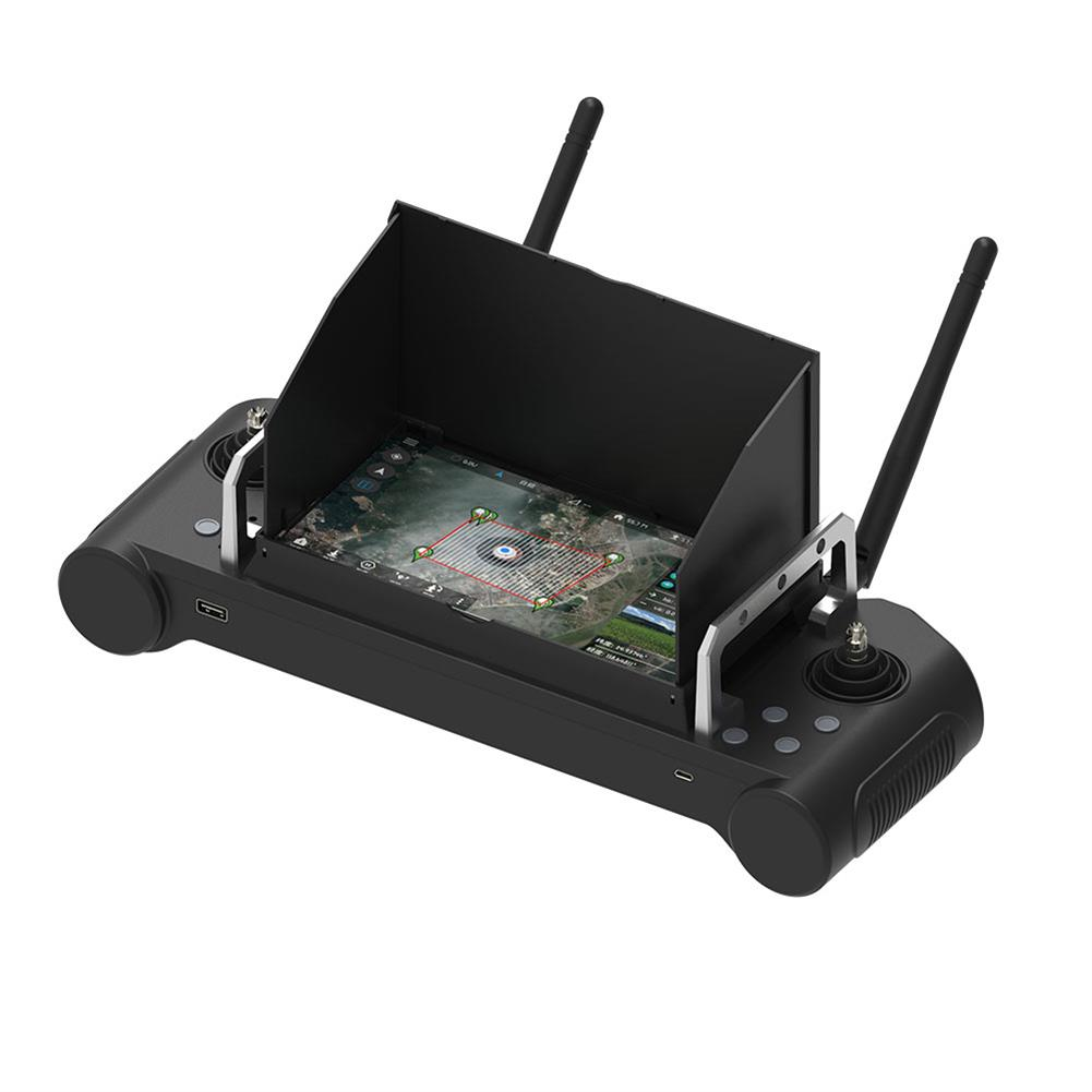 radios-receiver Skydroid SG12 2.4GHz 12CH FHSS 20KM Digital Signal Transmission Transmitter with Receiver and MINI-DCAM Camera for RC Drone HOB1721290 3