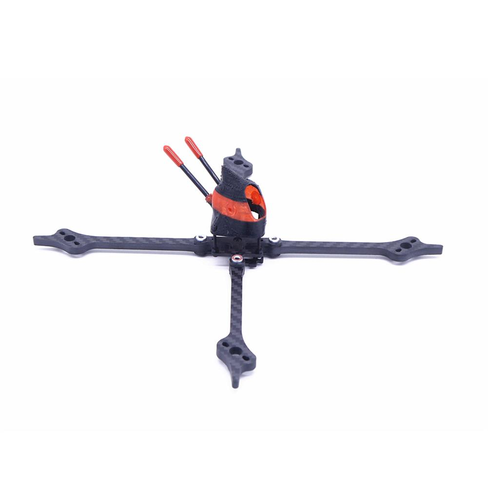 rc-quadcopter-parts Fonster Kpro200 5 inch 200mm Wheelbase 5mm Arm Carbon Fiber X-type FPV Racing Frame Kit for RC Drone 20*20mm/30.5*30.5mm HOB1721981